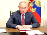 """Президент РФ Владимир Путин уверен, что конфликт между Израилем и Палестинской автономией напрямую угрожает безопасности России, так как он """"происходит в непосредственной близости от наших границ"""""""