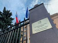 Посольство Чехии в Москве до конца мая уволит 79 человек из числа российских сотрудников