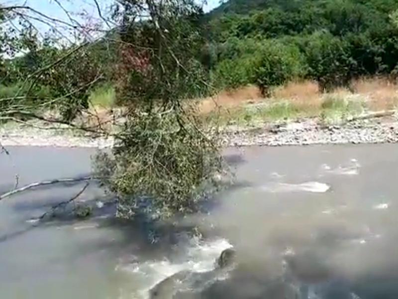 Река Фортанга