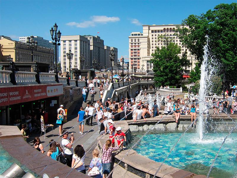 Гидрометцентр РФ предупредил об аномальной 30-градусной жаре в Москве в понедельник, 17 мая