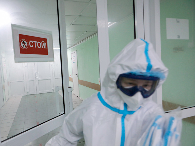 The daily increase in new cases of coronavirus infection in Russia amounted to more than 8 465 cases,