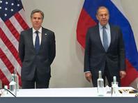 """По его словам, в отношениях России и США очень много """"завалов"""", и """"разгребать"""" их непросто. Лавров отметил, что почувствовал у Блинкена и его команды нацеленность на то, чтобы это сделать"""