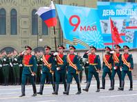 Военный парад, знаменующий 76-ю годовщину Победы советского народа в Великой Отечественной войне 1941-1945 годов, начался в Москве