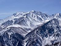 Бурятия, гора Мунку-Сардык