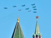 Плохая погода в Москве может повлиять на воздушную часть парада Победы, допустил пресс-секретарь президента РФ Дмитрий Песков