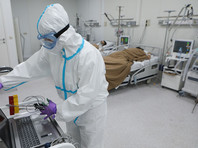 В Санкт-Петербурге зарегистрирован значительный рост заболеваемости коронавирусом