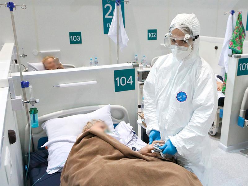 Суточный прирост новых заболевших коронавирусной инфекцией в РФ составил 9 694 случая - это максимальное значение с 19 марта (тогда заболевших было 9 699)