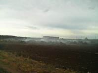 В Нытвенском районе Пермского края две школьницы для съемок видеоролика для TikTok подожгли скирды соломы и сожгли ферму