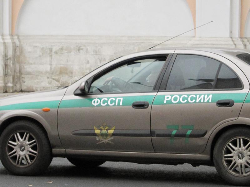 """Судебные приставы пришли в московский офис """"Радио Свобода""""*"""