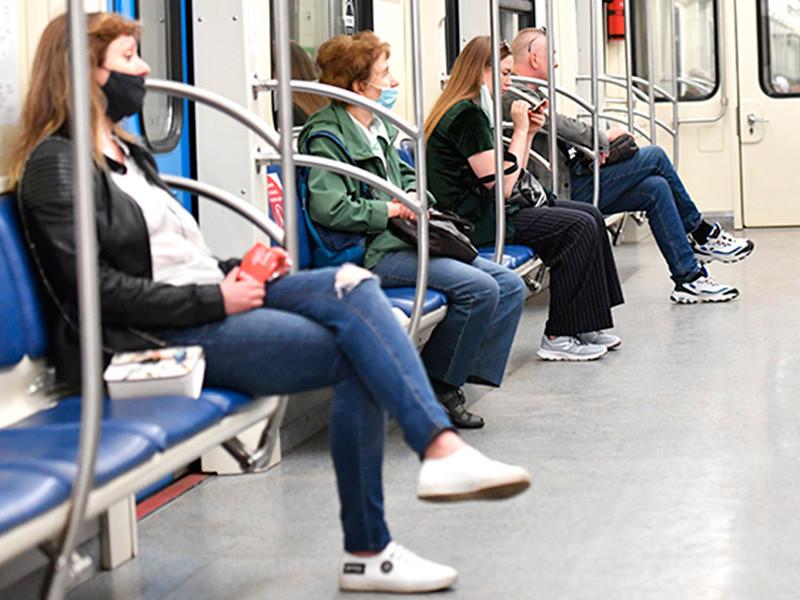 Контроль соблюдения масочно-перчаточного режима в транспорте Москвы будет усилен