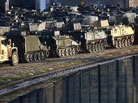 Британия может направить танки в страны Балтии