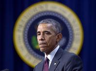"""""""Я направил в соответствии со статьей 1613 проекта бюджета на 2016 финансовый год на нужды национальной обороны доклад и секретное приложение о комплексной политике по сдерживанию противников в космосе"""", - пишет в письме Обама"""