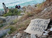 Поток беженцев в Европу с моря резко вырос из-за теплой погоды