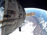 На МКС возникли проблемы с надувным жилым модулем BEAM