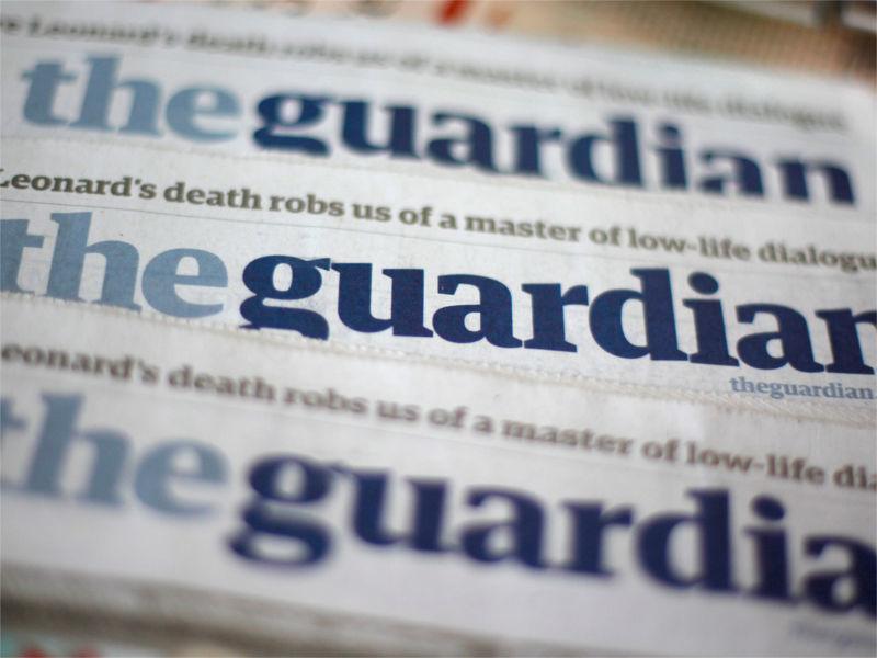 Журналист Guardian Джозеф Мейтон выдумывал статьи и комментарии