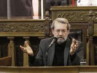 Иранский парламент неожиданно выбрал спикером консерватора Лариджани
