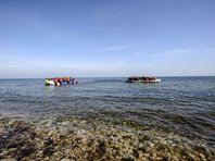 Лодка с мигрантами затонула в Средиземном море, 350 человек пропали без вести