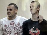 Олег Сенцов и Александр Кольченко