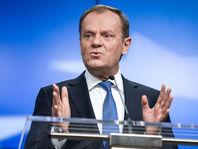 Глава Евросовета анонсировал продление санкций против РФ до полного выполнения минских соглашений