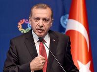 Эрдоган обвинил Россию в поставках оружия курдам, МИД РФ потребовал от президента Турции доказательств