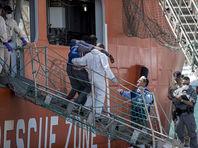 До 900 мигрантов могли утонуть в Средиземном море после трех крушений