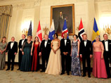 За три дня до этого после переговоров в Белом доме с главами Финляндии, Швеции, Дании, Исландии и Норвегии президент США Барак Обама также заявил о необходимости продлить санкции стран Запада в отношении России