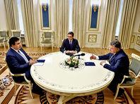 Порошенко положительно оценил год работы Саакашвили
