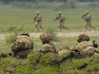 Британские спецназовцы провели первую боевую операцию в Ливии