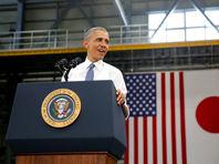 Президент США Барак Обама прибыл с первым после ядерной бомбардировки визитом в Хиросиму