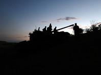 Сирийские повстанцы захватили танк Т-90