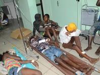 На Мадагаскаре во время национального праздника прогремел взрыв: два человека погибли, более 80 ранены