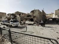 Соединенные Штаты проверят сообщения о бомбардировках Идлиба, в которых обвинили Россию
