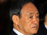 Генеральный секретарь кабинета министров Есихидэ Суга