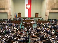 Польскому Сейму предложили признать действия украинской ОУН-УПА геноцидом