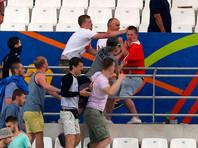 СМИ назвали российскую сигнальную ракету причиной драки после матча с Англией