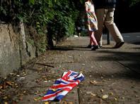 В Британии после референдума зафиксировали рост уличного расизма