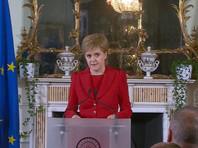 Шотландия начала подготовку к повторному референдуму о независимости, чтобы остаться в Евросоюзе