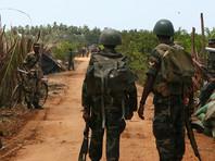 В Шри-Ланке взорвался армейский склад боеприпасов