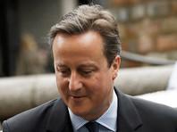 Глава МИД Великобритании заявил, что Кэмерон не собирается в отставку из-за итогов референдума