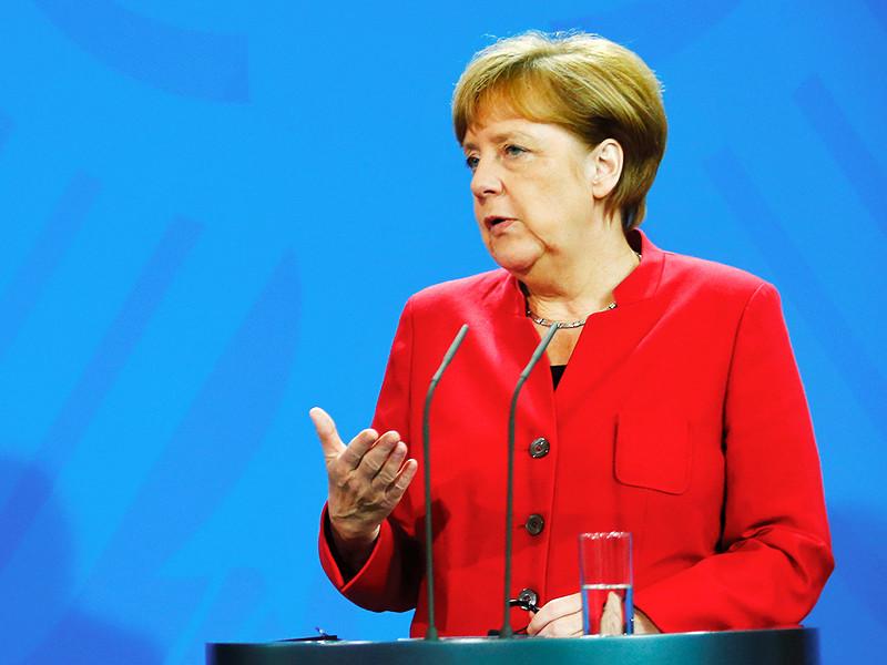 Германии придется значительно увеличить расходы на оборону, чтобы справиться с внешними угрозами, заявила канцлер ФРГ Ангела Меркель