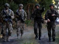 По его утверждению, действия НАТО являются ответом на шаги РФ в связи с кризисом на Украине