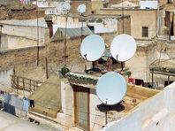 Боевики ИГ начали борьбу со спутниковыми тарелками