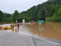 Наводнение в США унесло жизни более 20 человек