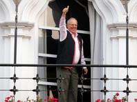Нового президента Перу определили 0,12% голосов