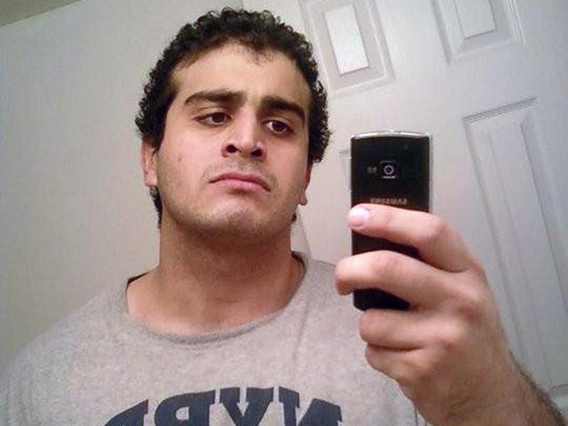 Омар Матин, террорист, устроивший бойню в Орландо