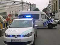 В центре Брюсселя задержали мужчину с муляжом пояса смертника