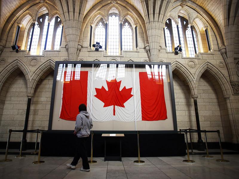 В Канаде назначили на сентябрь рассмотрение законопроекта против связанных с коррупцией российских чиновников