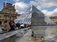 В Париже из-за наводнения закрылись Лувр и музей Орсе