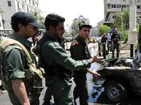 Телохранитель жены президента Сирии убит во время теракта в Дамаске