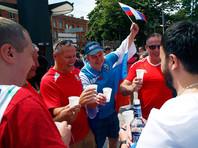 Автобус с российскими болельщиками вновь задержали во Франции
